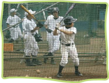 野球場施設貸与事業イメージ